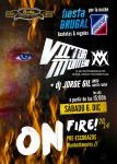 On Fire 2014- Fiesta Pre- Escobazos